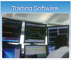 Training Traders Trade Software